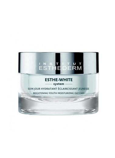 Esthederm Este-White Moisturizing Day Cream - Gündüz Bakım Kremi 50 ml Renksiz